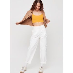 BNWOT Aritzia Wilfred Free Day-Off Pant